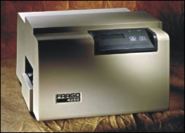 Card printers and encoders are widely available